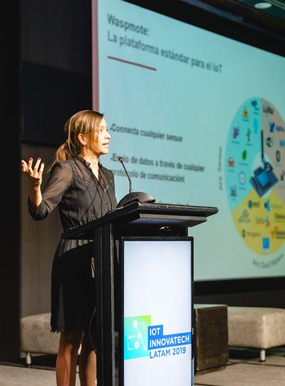 IOT Innovatech 2020 - Santiago de Chile