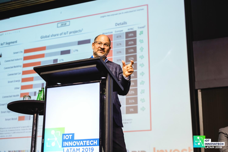 Los desafíos para la industria del IoT en Latinoamérica y el Caribe.