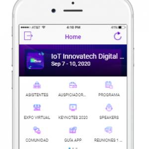 Guía de Uso App IoT Innovatech